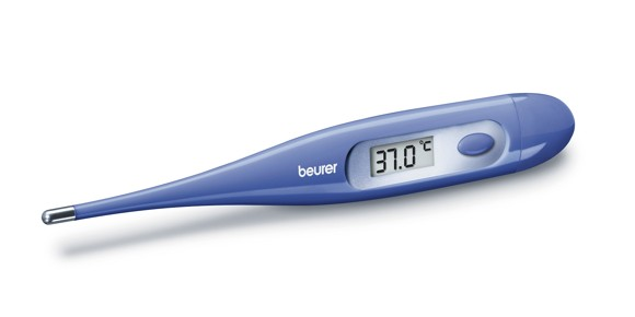 Beurer - FT 10 Clinical Thermometer in blue