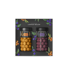 Lakrids By Bülow - Black Box 2 x Regular Bærries 590 g