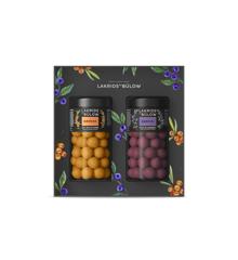 Lakrids By Bülow - Geschenkverpakking 2x Bærries - drop omhuld in chocolade - 590g
