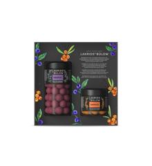Lakrids By Bülow - Black Box Regular/Small Blåbær/Havtårn bær 420 g