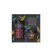 Lakrids By Bülow - Black Box Regular/Small Blueberry/Sea Buckthorn Bærries 420 g (500364)