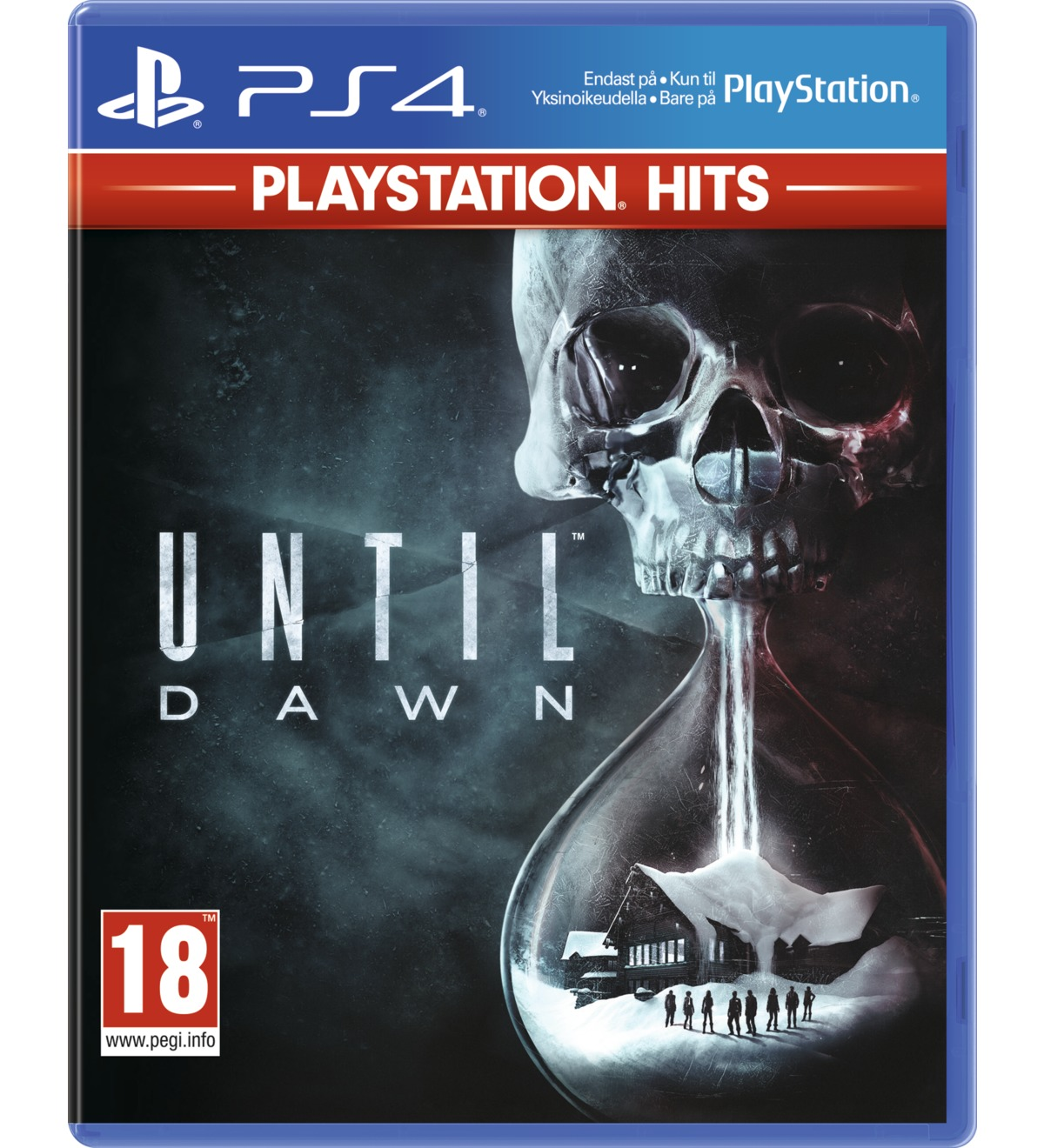 Until Dawn (Playstation Hits) (Nordic)