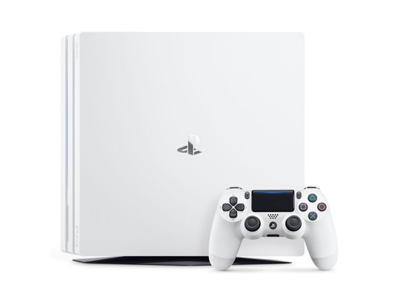 Playstation 4 Pro White Console - 1 TB (Nordic)