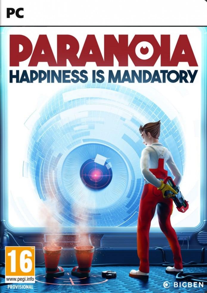 Paranoia Happiness is Mandatory!