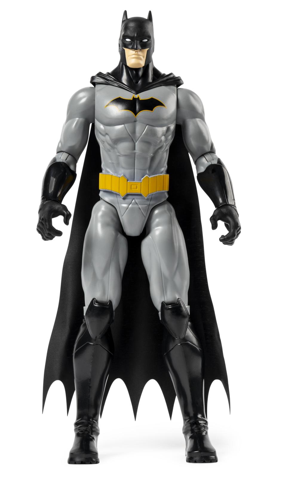 coolshop.co.uk - Batman – 30 cm Figure – Batman, Grey