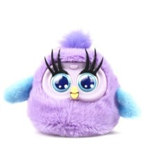 Silverlit - Fluffy Birds - Lilla