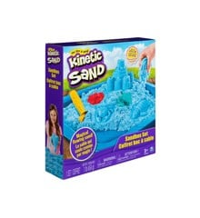 Kinetic Sand - Box Sæt - Blå