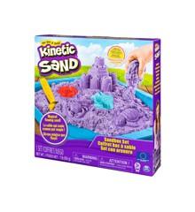 Kinetic Sand - Box Sæt - Lilla
