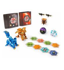 Bakugan - Baku-Gear Battle Pack S2 - Dragonoid Ultra & Howlkor Ultra