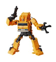 Transformers - Generation War- Earthrise Deluxe Voyager (E7164 )