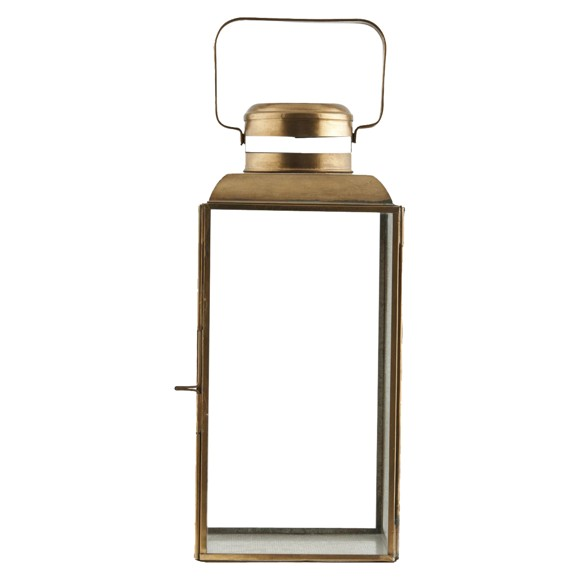 House Doctor - Vintage Lanterne Medium - Messing