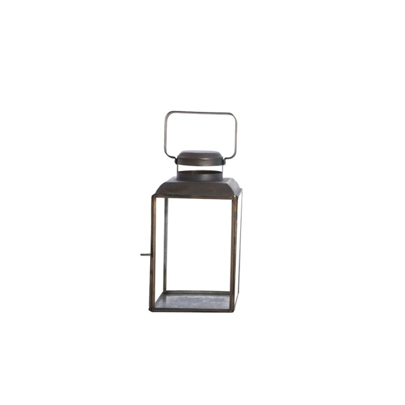House Doctor - Vintage Lantern Small - Black Antik (pm0335/203990335)