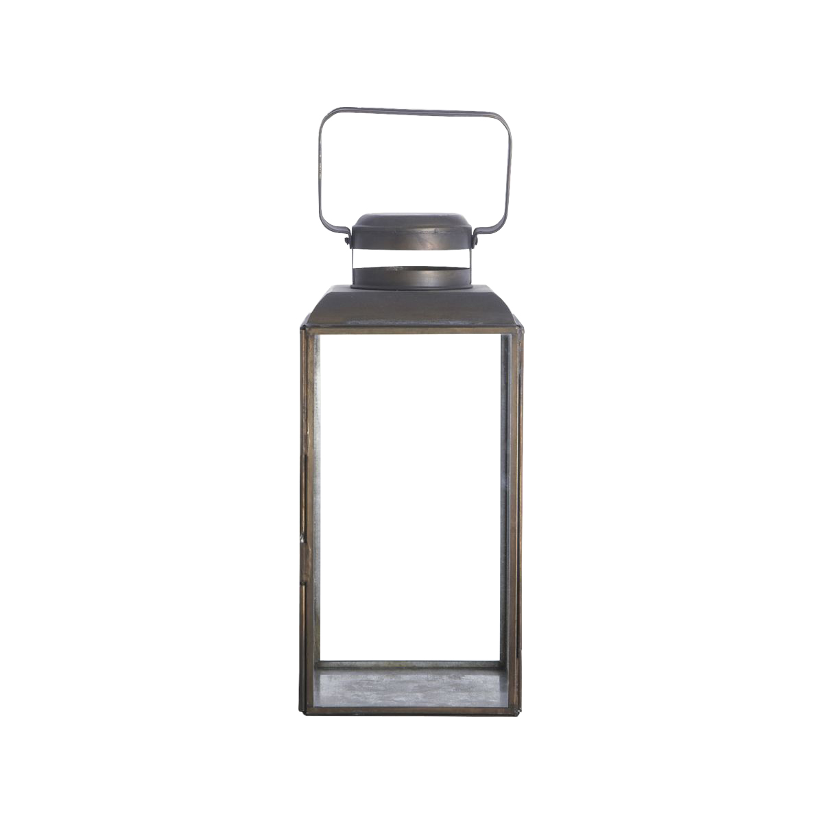 House Doctor - Vintage Lantern Medium - Black Antik (pm0336/203990336)