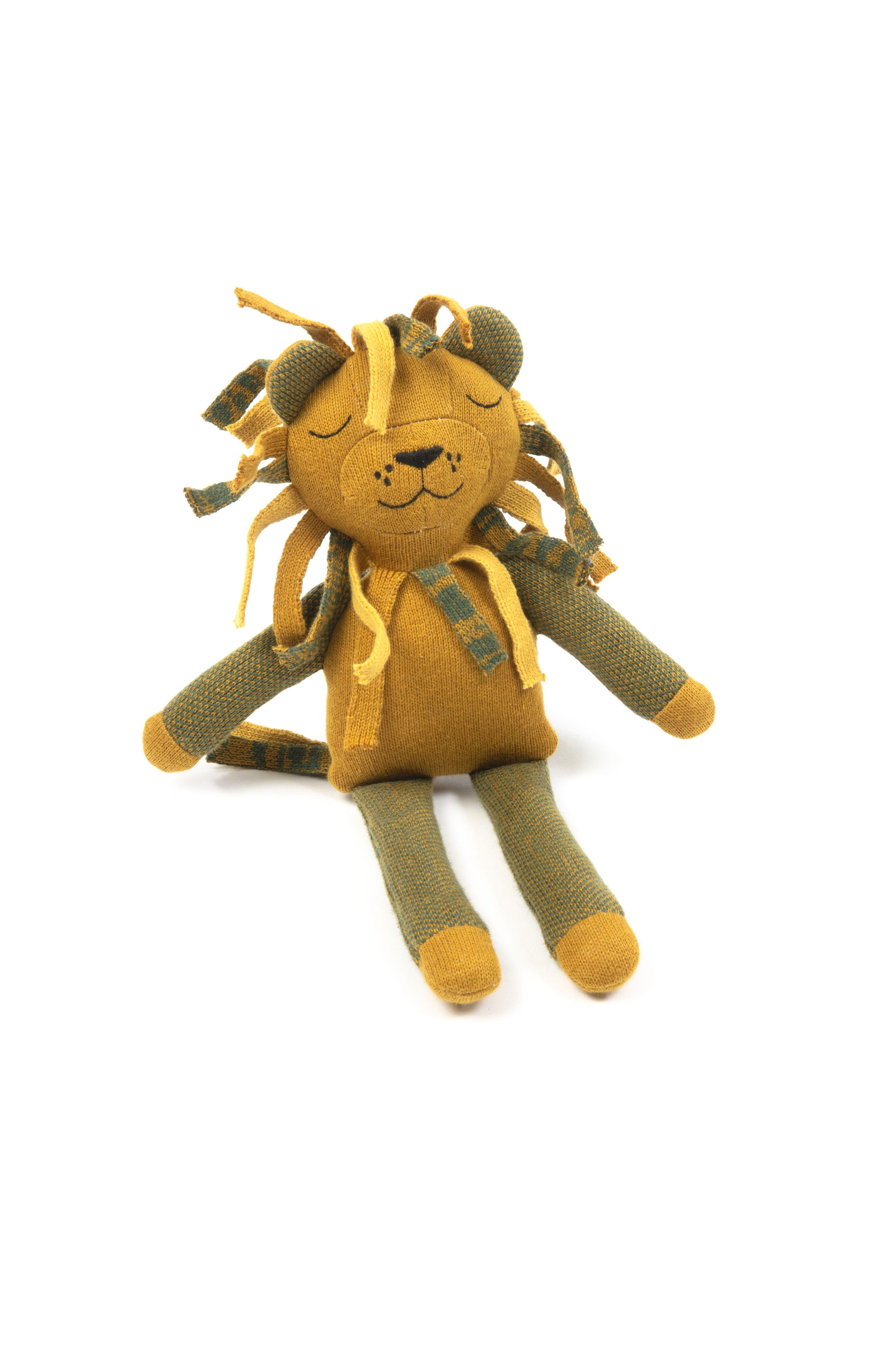 Smallstuff - Activity Toy Leo The Lion - Hazel