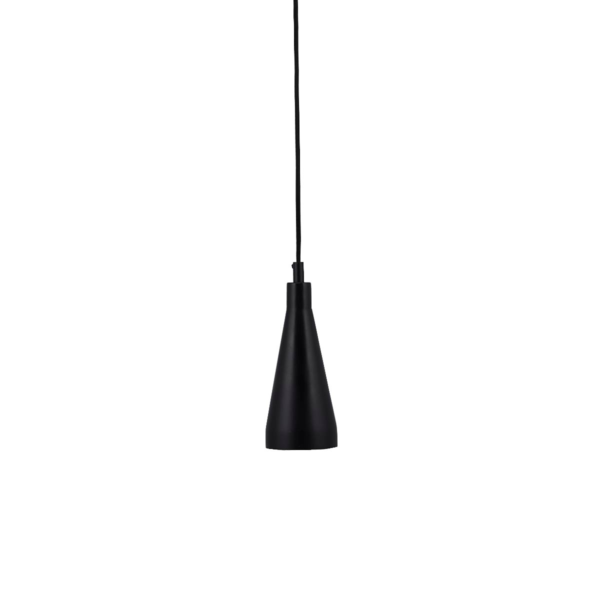 House Doctor - Jammu Lamp Small - Black (211280202/211280202)