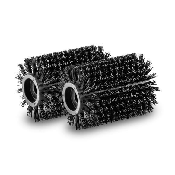 Kärcher - Rullebørste af 2 dele til PCL 4 Terrassevasker