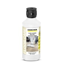 Kärcher - Floor Cleaning And Care For Sealed Wood
