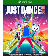 Just Dance 2018 (Nordic)
