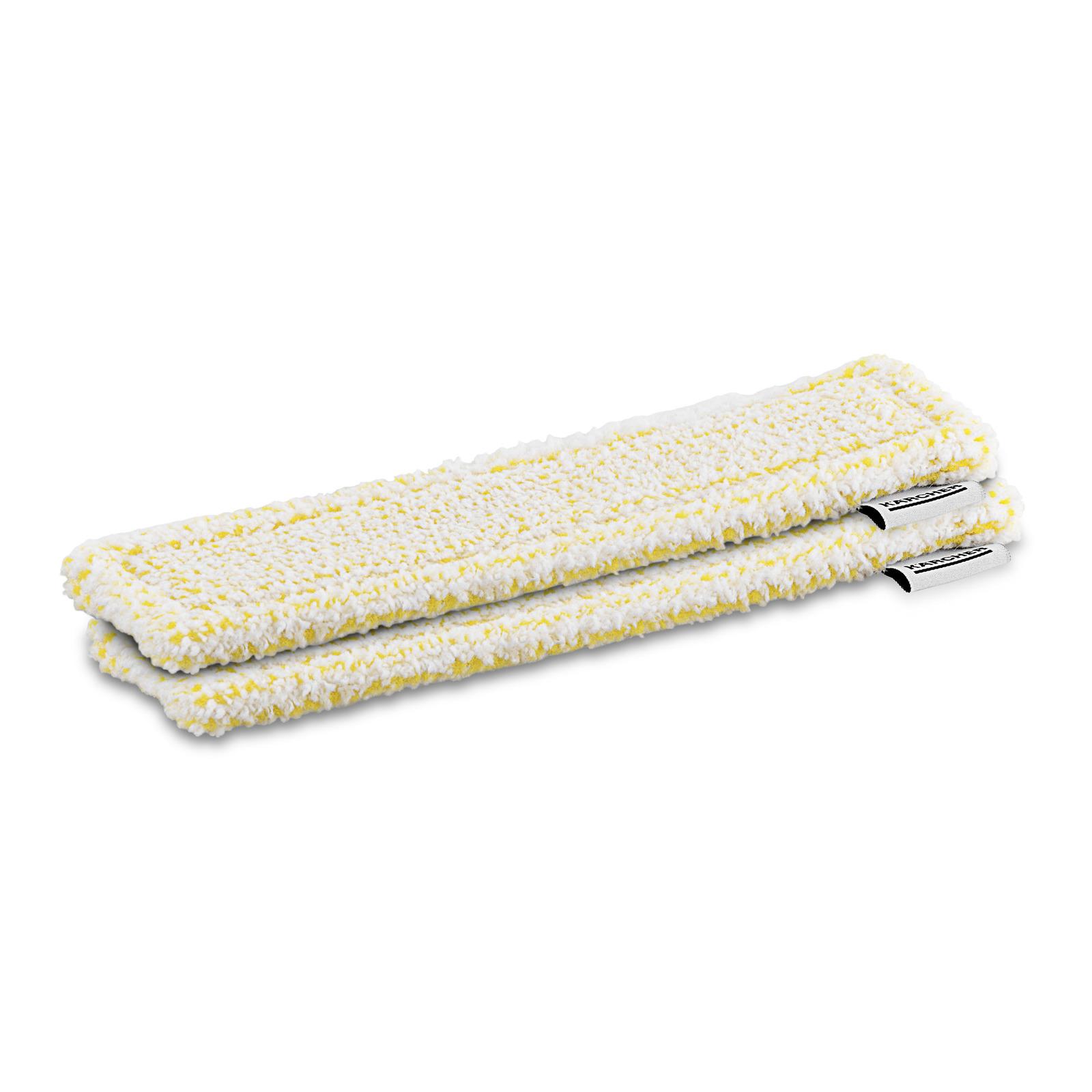 Kärcher Indoor Microfiber Wiper Cloths
