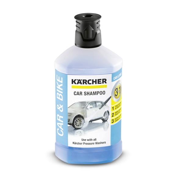 Kärcher - Car Shampoo For Pressure Washers