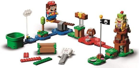 LEGO Super Mario - Starter Kit with Gift (71360)