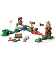 LEGO Super Mario - Startpakke med Gave (71360)