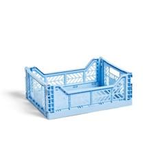 HAY - Colour Crate Medium - Light Blue (507677)