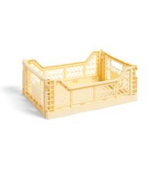 HAY - Colour Crate Medium - Light Yellow (507673)
