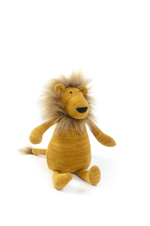 Smallstuff - Lion w. Soft Mane - Hazel