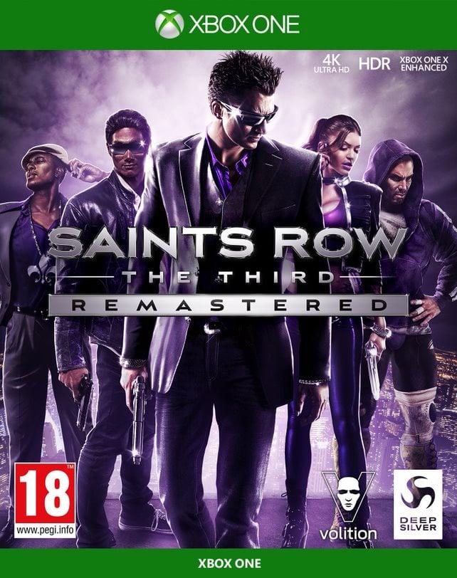 coolshop.co.uk - Saints RowThe ThirdRemastered