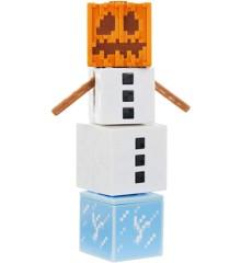 Minecraft - Comic Mode 8 cm Figur - Snow Golem (GLC65)
