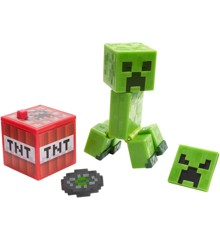Minecraft - Comic Mode Figures 8 cm - Creeper (GCC14)