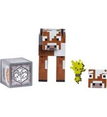 Minecraft - Comic Mode Figures 8 cm - Cow (GLC67)