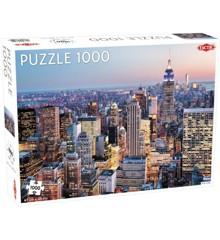 Tactic - Puslespil 1000  - New York