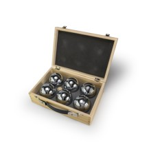 Tactic - Petanque in wooden box (56319)