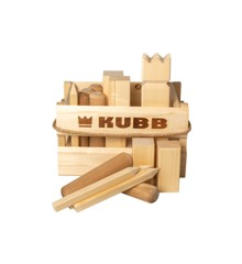 Tactic - Kubb i trækasse (56388)