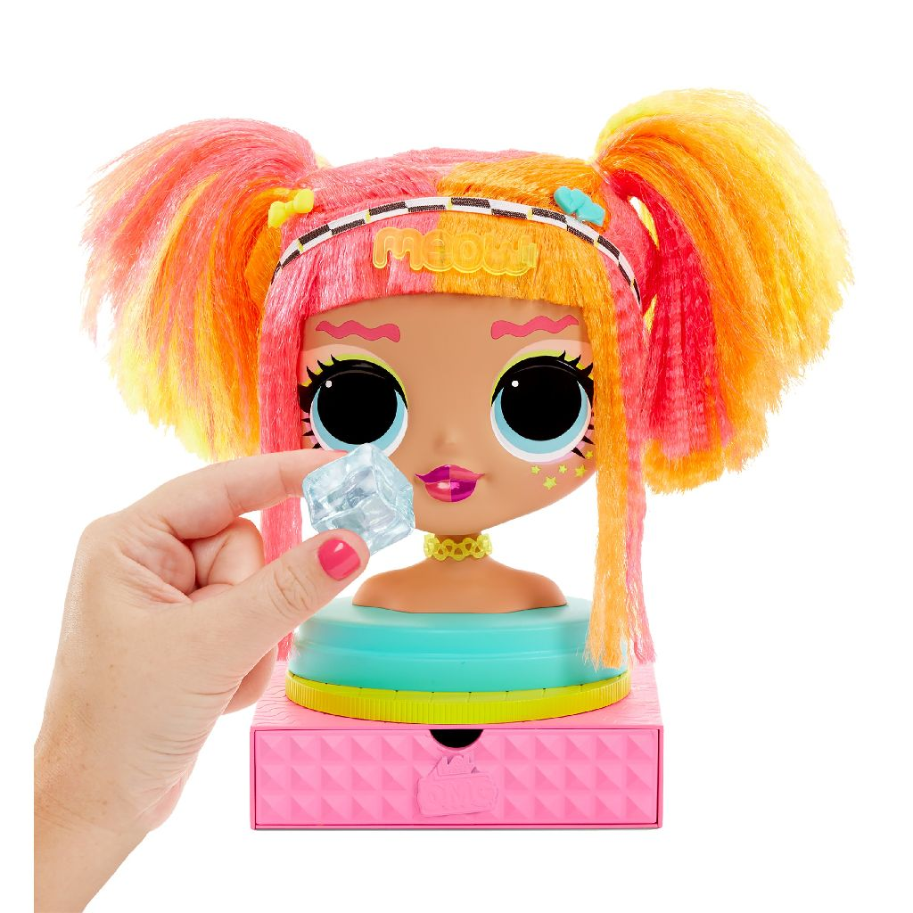 L.O.L. Surprise - OMG Styling Head - Neonlicious (565086)