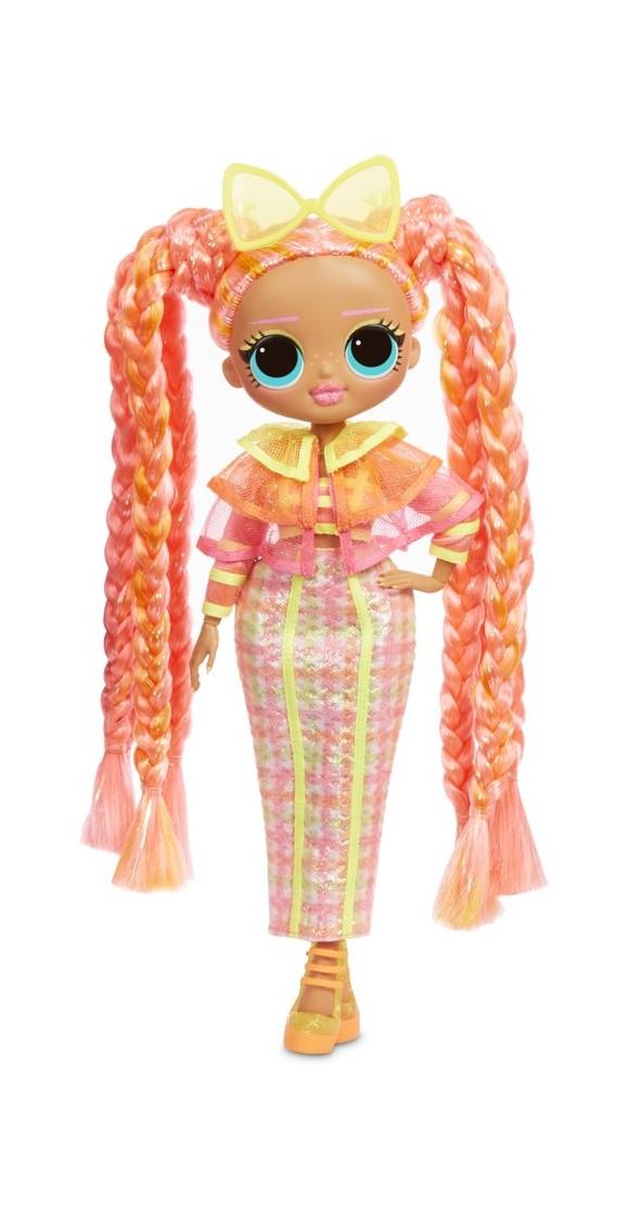 L.O.L. Surprise - OMG Doll Lights Series - Glitter Queen (565185)