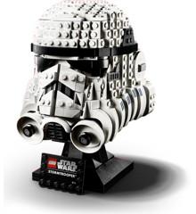 LEGO Star Wars - Stormtrooper Hjelm (75276)