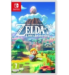 The Legend of Zelda: Link's Awakening (UK, SE, DK, FI)
