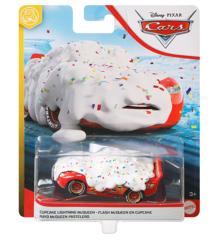 Cars 3 - Die Cast - Cupcake Lightning McQueen (GKB29)
