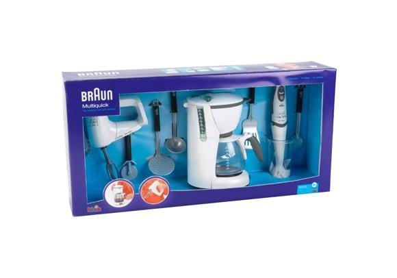 Klein - Braun - Kitchen Set (KL9625)