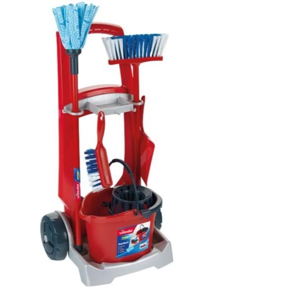 Klein - Vileda - Cleaning Trolley (KL6741)