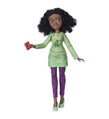 Disney Princess - Comfy Squad Doll - Tiana (E8403)