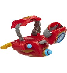 Avengers - NERF Power Moves - Iron Man Repulsor Blast Gauntlet (E7376)