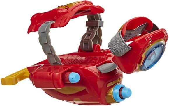 Avengers - NERF Power Moves - Iron Man Repulsor Blast Gauntlet (E7376)
