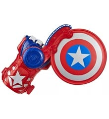 Avengers - NERF Power Moves - Captain America Shield Sling (E7375)