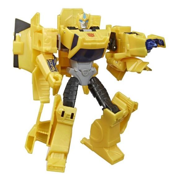 Transformers - Cyberverse Warrior Bumblebee (E7084)