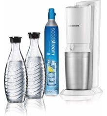 SodaStream - Soda Maker Crystal 2.0 2 bottles included - White