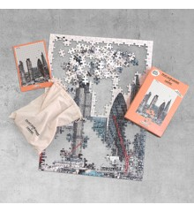 Print Club London x Luckies – Sunrise Sunset London - 500 Pieces Puzzle